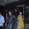 Sanjay Dutt with his wife at Baba Dewan's Birthday bash, Taj Land's End