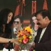 Celina Jaitley at Country Club New Year Party Press Meet at Andheri, Mumbai