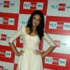 Tanushree Dutta at Big FM at Andheri