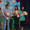 Chunky Pandey, Anupama Kher and Tanushree Dutta spend time with kids at Umeed event hosted by Manali Jagtap at Rang Sharda
