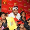 Sajid Ali celebrate Children's Day with underprivileged kids at McDonalds at Fun Republic in Andheri