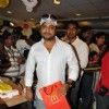 Sajid celebrate Children's Day with underprivileged kids at McDonalds at Fun Republic in Andheri, Mumbai