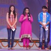 Anushka, Vaibhavi and Ranveer at Band Baaja Barat promotional musical event at Yashraj Studio
