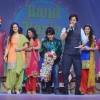 Cast and Crew at Band Baaja Barat promotional musical event at Yashraj Studio