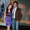 "Akshay Oberoi and Sandeepa Dhar at launch of ""Isi Life Mein"" Film"