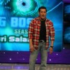 Salman Khan on the sets of Bigg Boss 4 House