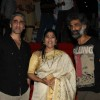 Makrand Deshpande and Renuka Shahane at Shahrukh Bola Khoobsurat Hai Tu film premiere at Cinemax