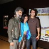 Makrand Deshpande and Kay Kay Menon at Shahrukh Bola Khoobsurat Hai Tu film premiere at Cinemax