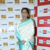 Asha Bhosle at the launch of saregam's Naina Lagai Ke' exclusively on 92.7 BIG FM