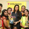 Jacqueline at Teen of the year event organised by Teenager magazine at Bandra