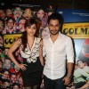 Kunal Khemu and Soha Ali Khan at Golmaal 3 success bash, Hyatt Regency