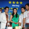 Cast and Crew at Golmaal 3 success bash at Hyatt Regency