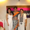 Sonam and Neena at innaguration of fashion designer Masaba Gupta's first standalone store''MASABA''