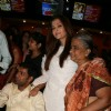 Aishwarya Rai at special show of Guzaarish for special kids and paraplegic patients at PVR Cinemas i