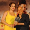 Mahesh Bhatt and Kangana at Once Upon a Time film success bash at JW Marriott in Juhu, Mumbai