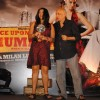 Mahesh Bhatt and Ekta Kapoor at Once Upon a Time film success bash at JW Marriott in Juhu, Mumbai