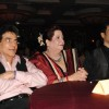 Jeetendra, Shobha and Tusshar Kapoor at Once Upon a Time film success bash at JW Marriott
