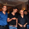 Ajay Devgan and Mahesh Bhatt at Once Upon a Time film success bash at JW Marriott in Juhu, Mumbai