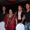 Ajay Devgan, Jeetendra and Tusshar Kapoor at Once Upon a Time film success bash at JW Marriott in Ju