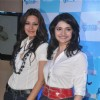 Prachi Desai and Sonali Bendra support the 'Oral - B Smile India Campaign' at Hotel Ambassador in Churchgate, Mumbai