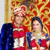 Wedding of Actor Sachal Tyagi & Actress Jaya Binju