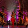 Tanushree Dutta on the sets of Saas Bina Sasural