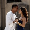 Akshay and Kareena looking at each other