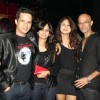 Producers Yash and Mamta Patnaik, Kirti Kelkar and Rajesh Khera at the celebration party of Kaalo