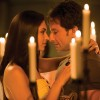 Deepika Padukone and Saif around Candles