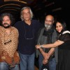 Sudhir Mishra, Amol Gupte at Premier Of Film Phas Gaye Re Obama at Cinemax Versova