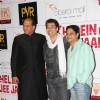 Ashutosh and Deepak Tijori at Premier Of Film Khelein Hum Jee Jaan Sey