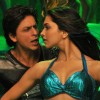Deepika and Shahrukh Dancing