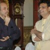 "Sooraj Barjatya & Irshad Kamli at ""Yahan Main Ghar Ghar Kheli"" celebrates the completion of one year"