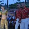 Rajeev and Raghu anchored the 'Provogue Tees Maar Khan promotion Beach Party'