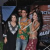 Farah Khan with Akshay Kumar and Katrina Kaif at Film �TEES MAAR KHAN�� promotion Beach Party