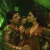 Shahrukh and Deepika dancing together