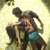 Shahrukh and Priyanka dancing together | Billu Barber Photo Gallery