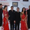"Team of ""Khelein Hum Jee Jaan Sey"" at the premiere of the movie in Mumbai. ."