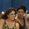 Shahrukh dancing with Kareena