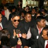Sunil Shetty at Ambience Mall, in New Delhi to promote his film ''No Problem'' on Sunday. .