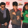 Anil Kapoor at Ambience Mall, in New Delhi to promote his film ''No Problem'' on Sunday. .