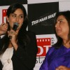 "Katrina Kaif and Farah Khan at DLF Promenade Mall to promote their film ""Tees Maar Khan'',in New Delhi"