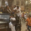 Om-puri taking Irfan forcefully | Billu Barber Photo Gallery