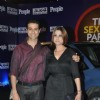 Apoorva and Shilpa Agnihotri at PEOPLE and Maruti Suzuki SX4 hosted �The Sexiest Party 2010� to cele