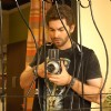 Neil Nitin taking a photo | Aa Dekhen Zara Photo Gallery