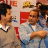 Anil Kapoor and Akshay Khanna at Promotion of �No Problem� at the Provogue Studio, Mumbai