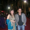 Rushali Arora and Yash Patnaik at Rushad Rana Wedding Reception