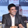 Akshay Kumar at Launch of the 'Tees Maar Khan' Official Game at Novotel, Juhu, Mumbai
