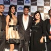 Akshay, Farah and Katrina at Launch of the 'Tees Maar Khan' Official Game at Novotel, Juhu, Mumbai