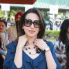 Karishma Kapoor at Gitanjai race. .